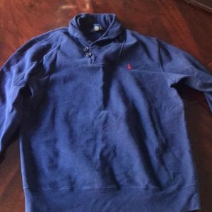 Ralph Lauren Shawl collar Sweatshirt